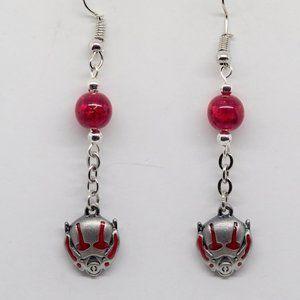 Red Ant Earrings